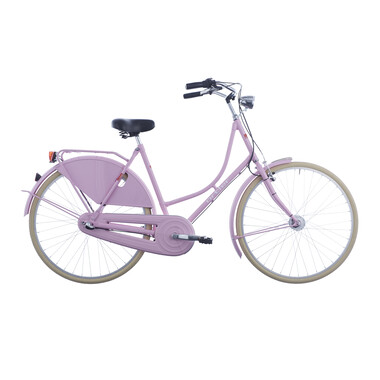 Vélo Hollandais ORTLER VAN DYCK WAVE Rose 2019